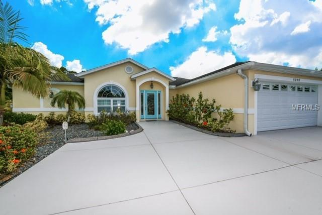8098 Wiltshire Drive, Port Charlotte, FL 33981 (MLS #D6106821) :: RE/MAX Realtec Group