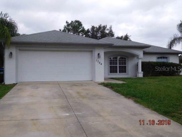 1704 Lindsay Avenue, North Port, FL 34286 (MLS #D6109522) :: 54 Realty