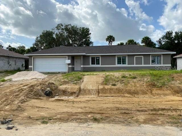 1684 Blackwood Circle, North Port, FL 34288 (MLS #D6112572) :: Team Bohannon Keller Williams, Tampa Properties