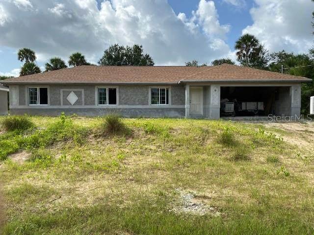 1710 Blackwood Circle, North Port, FL 34288 (MLS #D6112573) :: Team Bohannon Keller Williams, Tampa Properties