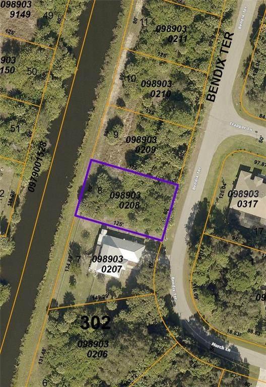 0 Bendix Terrace, North Port, FL 34286 (MLS #D6115639) :: EXIT King Realty