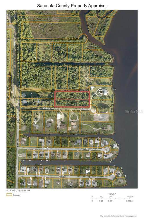 Kellogg Lane, Venice, FL 34293 (MLS #D6117964) :: SunCoast Home Experts