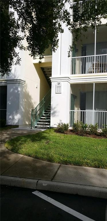 8919 Legacy Court #304, Kissimmee, FL 34747 (MLS #G5005815) :: Team Bohannon Keller Williams, Tampa Properties