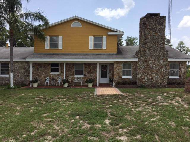 13501 Rester Road, Groveland, FL 34736 (MLS #G5018126) :: Griffin Group