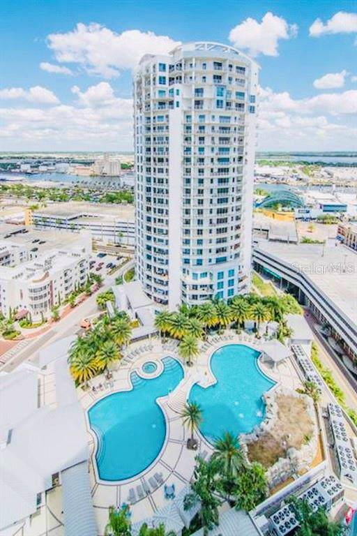 449 S 12 Street #2201, Tampa, FL 33602 (MLS #G5022414) :: Homepride Realty Services