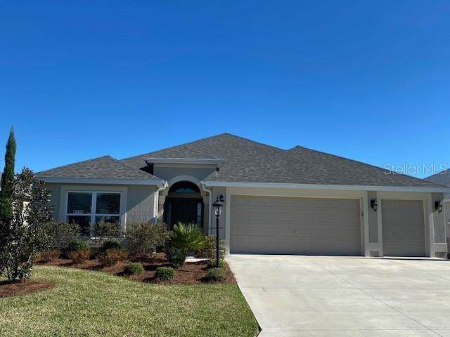 5775 Penney Lane, The Villages, FL 32163 (MLS #G5024236) :: Realty Executives in The Villages