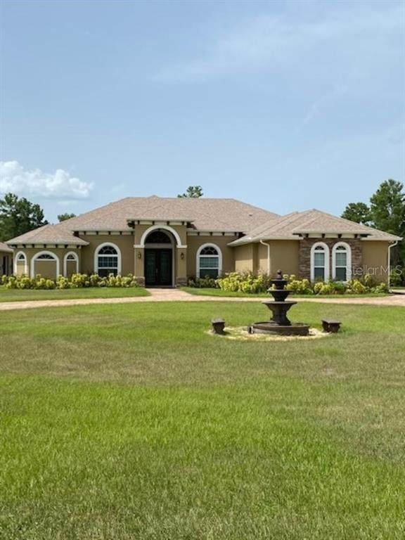 15055 Mill Pond Road, Tavares, FL 32778 (MLS #G5030584) :: Griffin Group