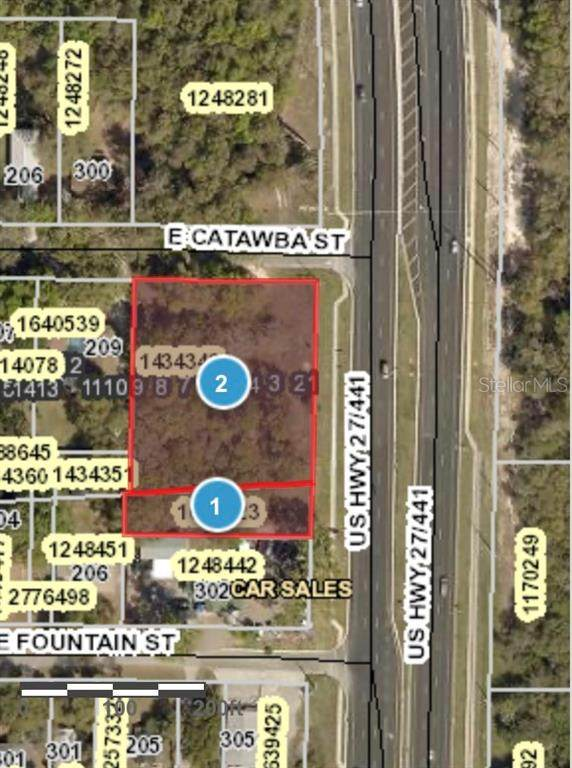 Us Hwy 27/441, Fruitland Park, FL 34731 (MLS #G5030699) :: Burwell Real Estate