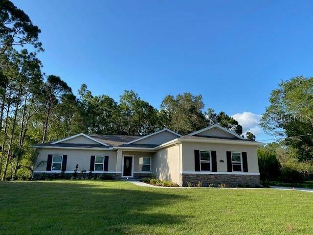 15188 Evans Ranch Road Lot 31, Lakeland, FL 33809 (MLS #G5031535) :: Rabell Realty Group