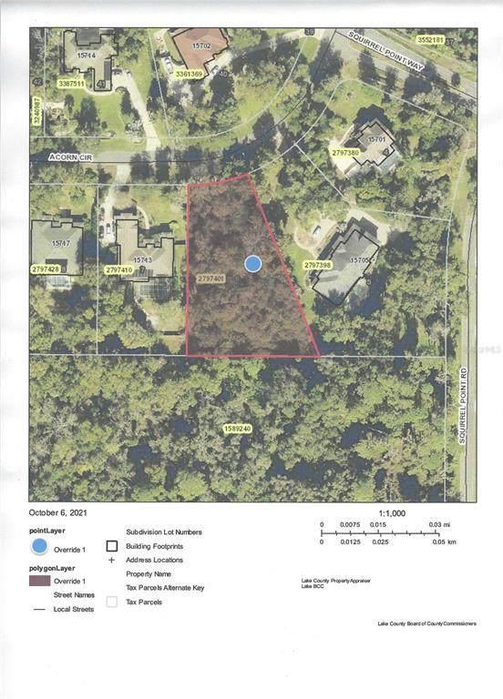 Acorn Circle, Tavares, FL 32778 (MLS #G5046986) :: Century 21 Professional Group