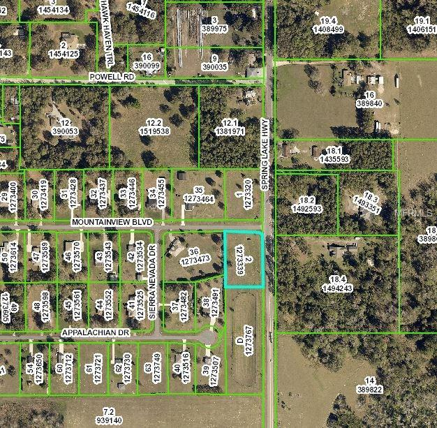 Spring Lake Highway, Brooksville, FL 34602 (MLS #H2204339) :: The Duncan Duo Team