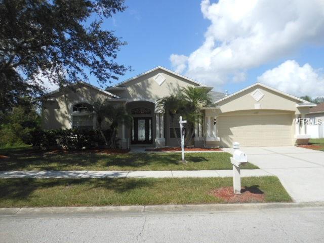 1443 Brooksbend Drive, Wesley Chapel, FL 33543 (MLS #H2400976) :: Team Bohannon Keller Williams, Tampa Properties