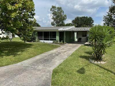 411 Walter Avenue, Frostproof, FL 33843 (MLS #K4901328) :: Zarghami Group