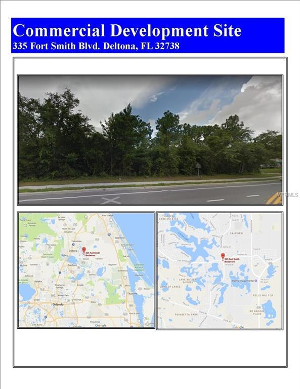 343 Fort Smith Boulevard, Deltona, FL 32738 (MLS #L4725211) :: RE/MAX Realtec Group