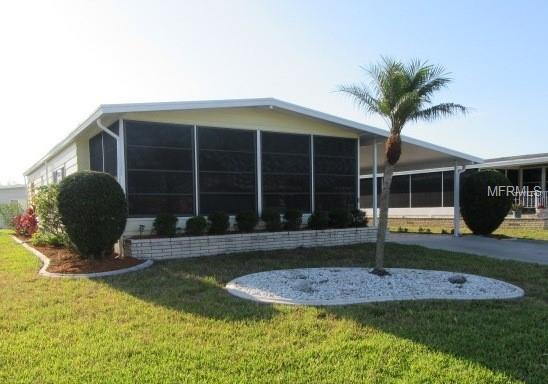 175 Palm Harbor Drive, North Port, FL 34287 (MLS #N6100304) :: The Duncan Duo Team