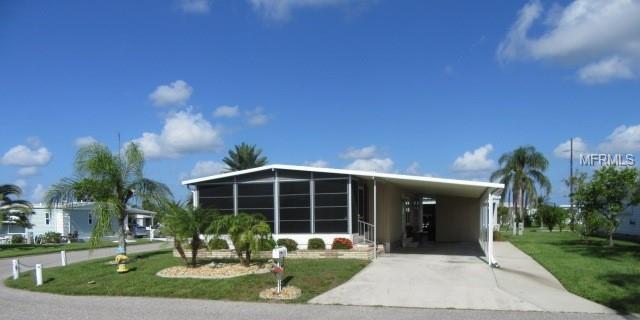 368 Trailorama Drive, North Port, FL 34287 (MLS #N6100983) :: The Duncan Duo Team