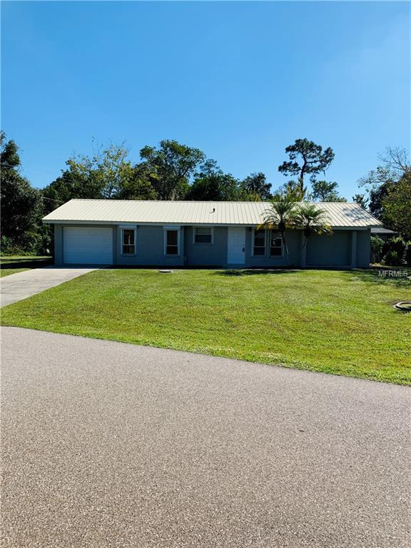23023 Lowville Avenue, Port Charlotte, FL 33952 (MLS #N6102985) :: The Duncan Duo Team