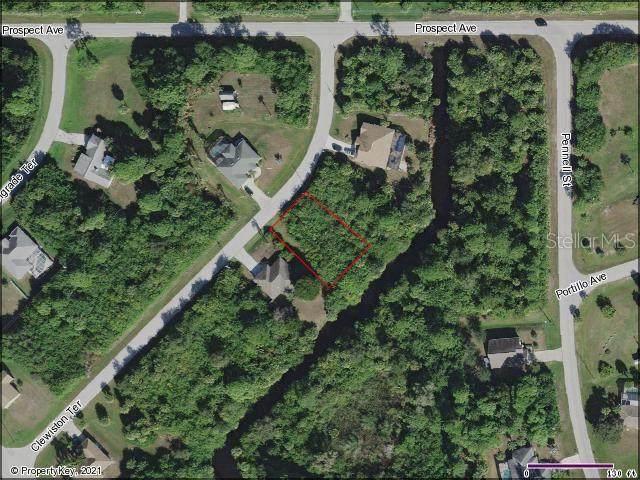 9257 Clewiston Ter, Englewood, FL 34224 (MLS #N6114183) :: Prestige Home Realty