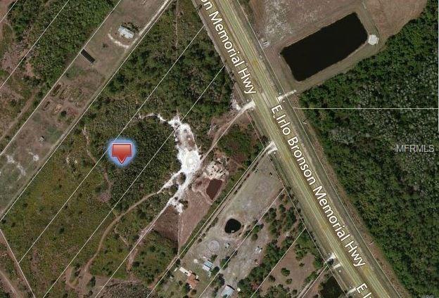 E Irlo Bronson Memorial Highway, Saint Cloud, FL 34771 (MLS #O5511100) :: Griffin Group