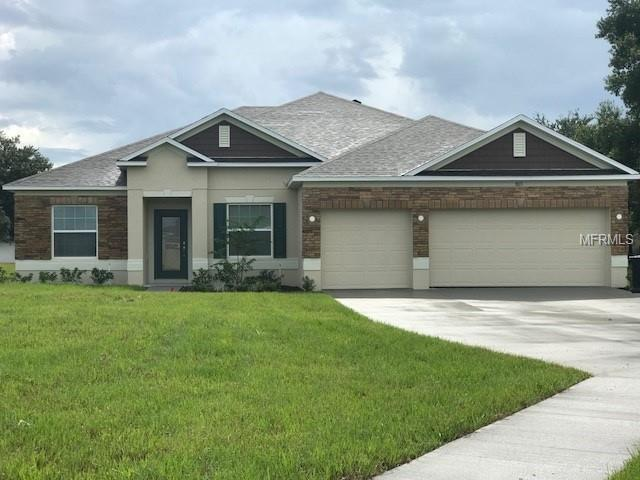 803 Glen Creek Court, Fruitland Park, FL 34731 (MLS #O5700658) :: Cartwright Realty