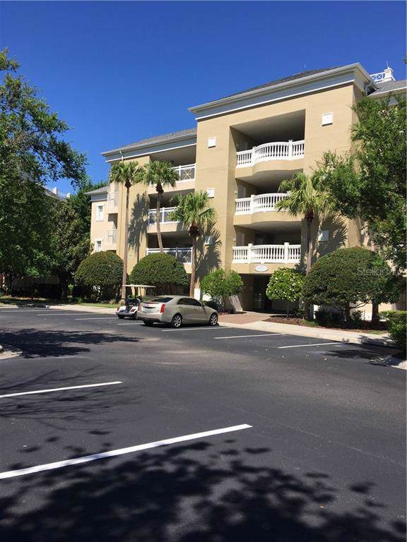 1354 Centre Court Ridge Drive #104, Reunion, FL 34747 (MLS #O5701377) :: KELLER WILLIAMS ELITE PARTNERS IV REALTY
