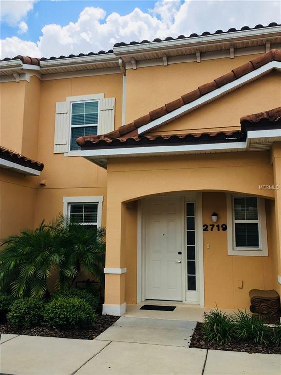 2719 Corvette Lane, Kissimmee, FL 34746 (MLS #O5725561) :: The Duncan Duo Team