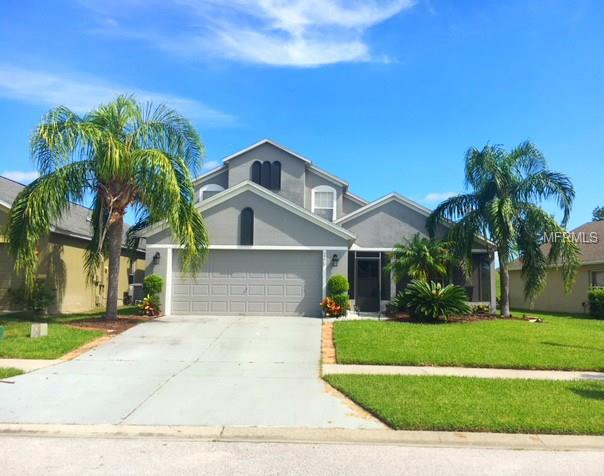 249 Pima Trail, Groveland, FL 34736 (MLS #O5732478) :: Premium Properties Real Estate Services