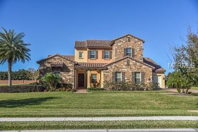 5608 Marleon Drive, Windermere, FL 34786 (MLS #O5757171) :: Griffin Group
