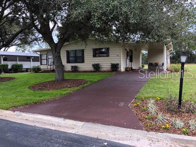 2465 Putter Road #1368, Zellwood, FL 32798 (MLS #O5760733) :: RE/MAX Realtec Group