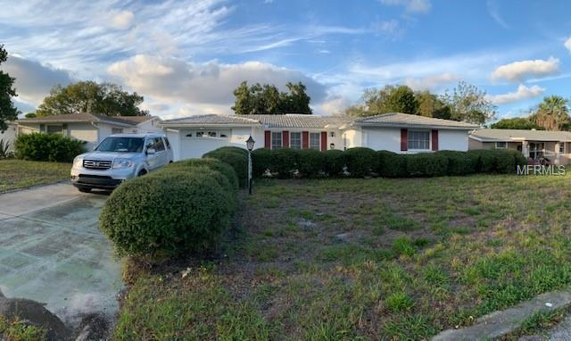 7605 Ilex Drive, Port Richey, FL 34668 (MLS #O5763667) :: Team Bohannon Keller Williams, Tampa Properties