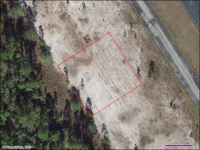 Apopka Airport Road #165, Apopka, FL 32712 (MLS #O5771138) :: Bustamante Real Estate