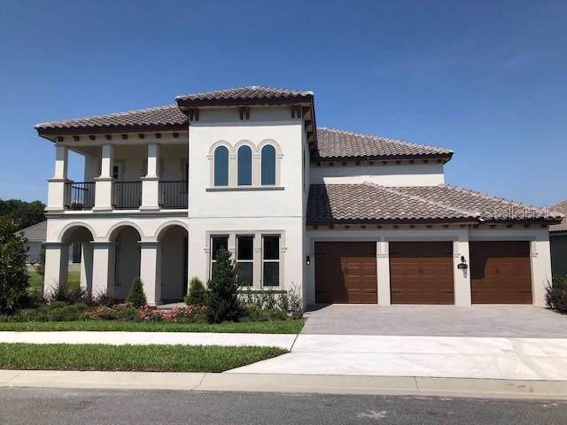 3870 Grassland Loop, Lake Mary, FL 32746 (MLS #O5784172) :: Burwell Real Estate
