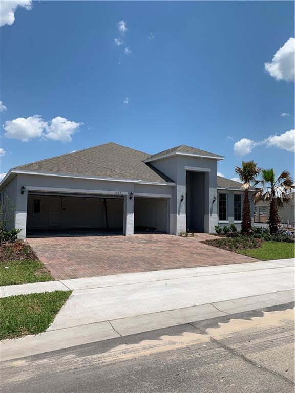 2055 Rush Bay, Orlando, FL 32824 (MLS #O5786804) :: The Duncan Duo Team