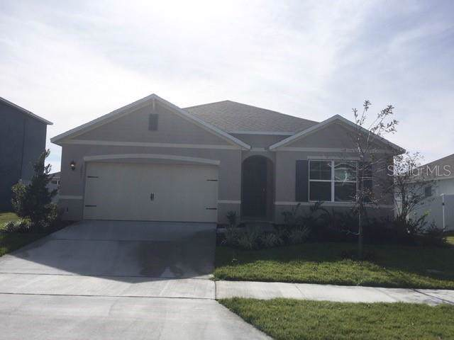 3091 Bethpage Loop, Mount Dora, FL 32757 (MLS #O5799132) :: The Duncan Duo Team