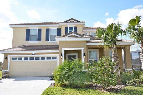 5419 Oakgrain Court, Davenport, FL 33837 (MLS #O5812328) :: The Brenda Wade Team