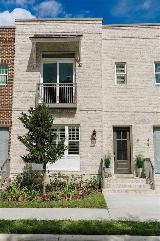 471 W. Smith Street 31F, Winter Garden, FL 34787 (MLS #O5820260) :: Bustamante Real Estate