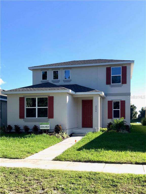 2240 Grasmere View Parkway S, Kissimmee, FL 34746 (MLS #O5821307) :: Bustamante Real Estate