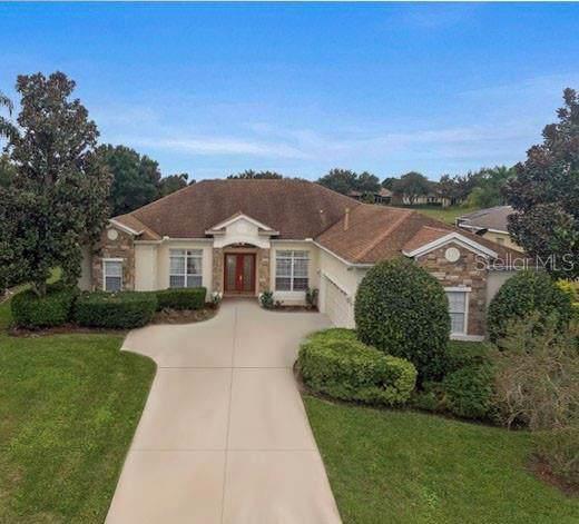 2789 Valiant Drive, Clermont, FL 34711 (MLS #O5825530) :: Team Bohannon Keller Williams, Tampa Properties