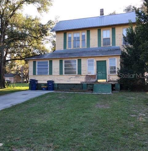 666 E Warner Street, Groveland, FL 34736 (MLS #O5826115) :: Team Bohannon Keller Williams, Tampa Properties