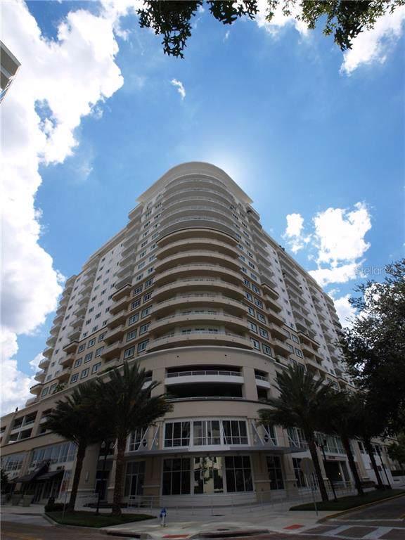 100 S Eola Drive #502, Orlando, FL 32801 (MLS #O5827880) :: The Figueroa Team