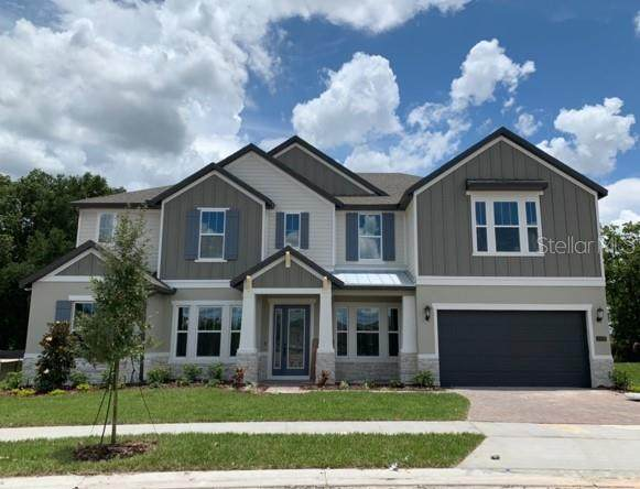 2177 Green Glade Loop, Winter Park, FL 32792 (MLS #O5843113) :: Griffin Group