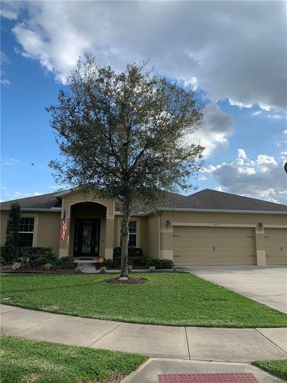 405 Holly Oak Boulevard, Deland, FL 32724 (MLS #O5845099) :: Premium Properties Real Estate Services