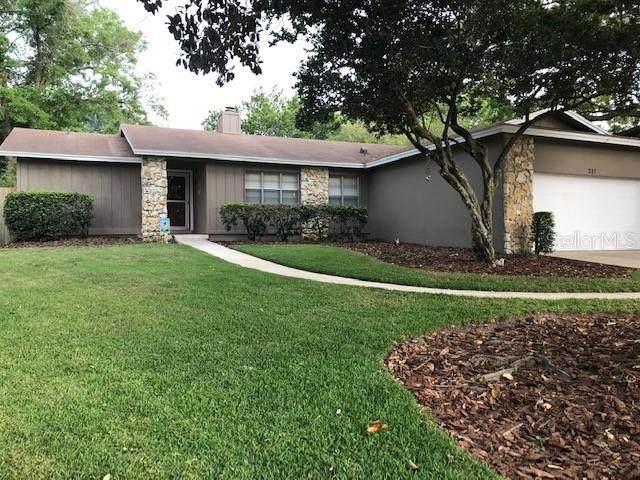 217 Regis Court, Longwood, FL 32779 (MLS #O5855685) :: Team Bohannon Keller Williams, Tampa Properties