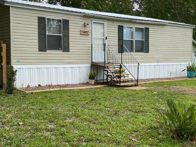 24014 Armadillo Road, Astor, FL 32102 (MLS #O5865418) :: Team Bohannon Keller Williams, Tampa Properties