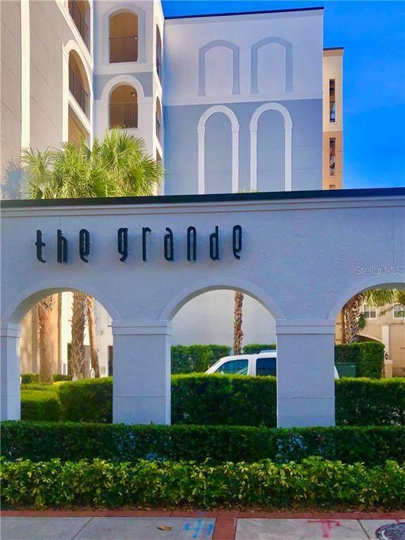 206 E South Street #1007, Orlando, FL 32801 (MLS #O5868720) :: McConnell and Associates