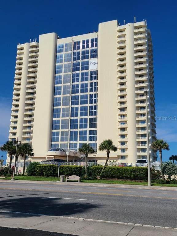 2545 S Atlantic Avenue #1408, Daytona Beach Shores, FL 32118 (MLS #O5872333) :: Griffin Group
