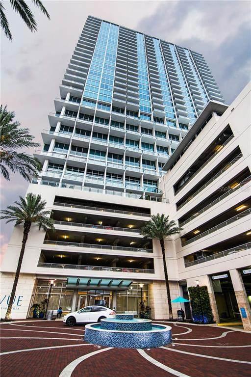 150 E Robinson Street 8A-21, Orlando, FL 32801 (MLS #O5874237) :: The Duncan Duo Team