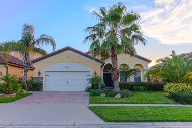 330 Villa Sorrento Circle, Haines City, FL 33844 (MLS #O5881810) :: GO Realty