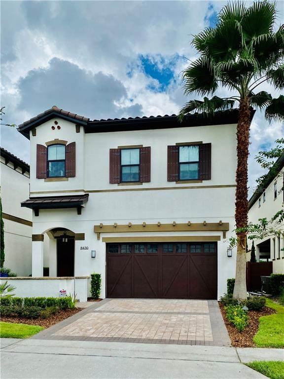 8430 Via Vittoria Way, Orlando, FL 32819 (MLS #O5893594) :: Keller Williams Realty Peace River Partners