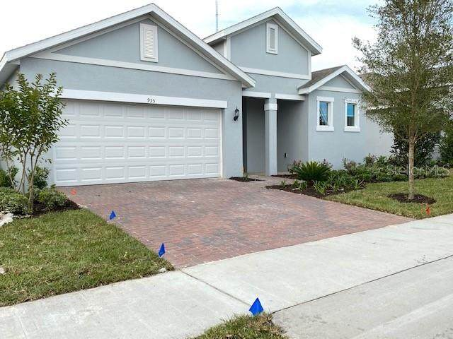 955 Compass Landing Drive, Orange City, FL 32763 (MLS #O5899594) :: The Duncan Duo Team